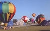 Balloon Rally at Burger Fest